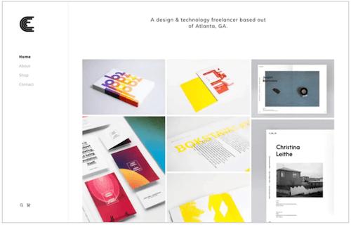 Websites Marketing Sample Design Template
