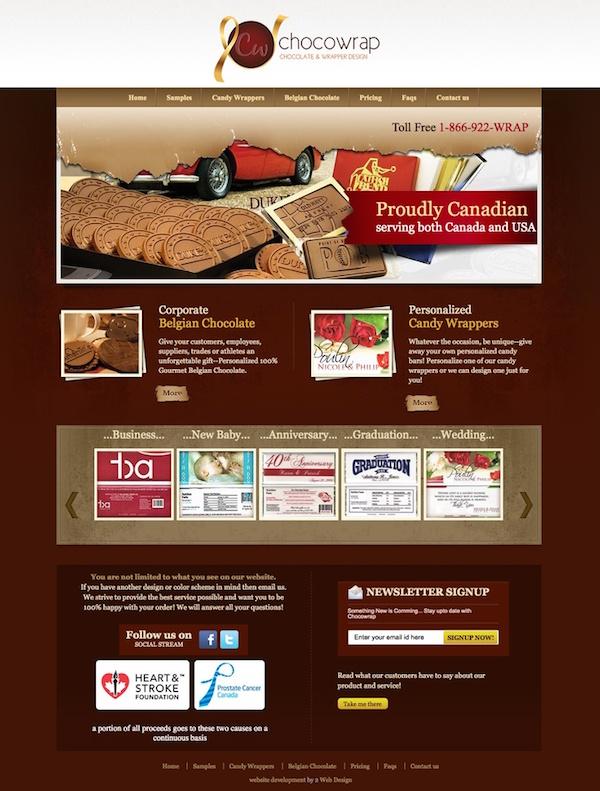 chocowrap-home-page