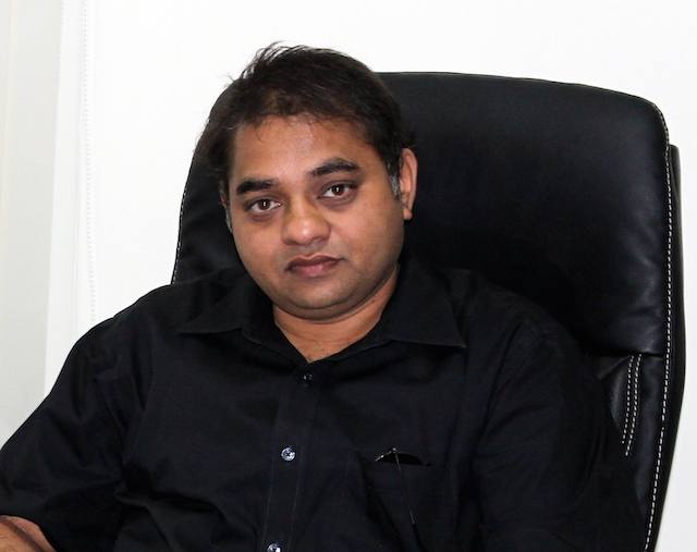 Graylogic Technologies CEO Srinivas Chaganti
