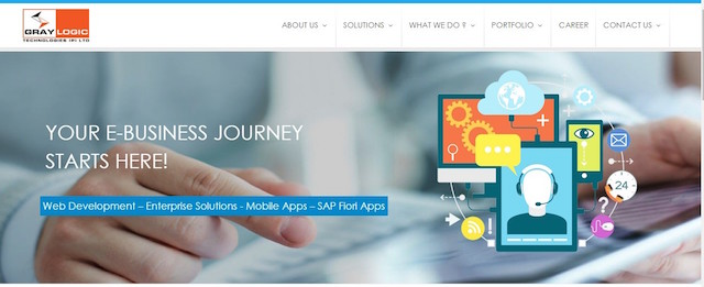 Graylogic Technologies Homepage