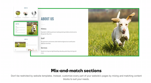 GoDaddy GoCentral Website Design