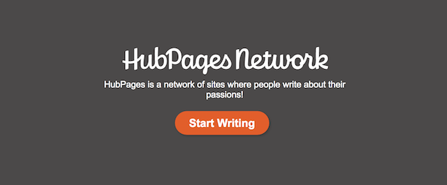 How To Make Money Blogging Hubpages