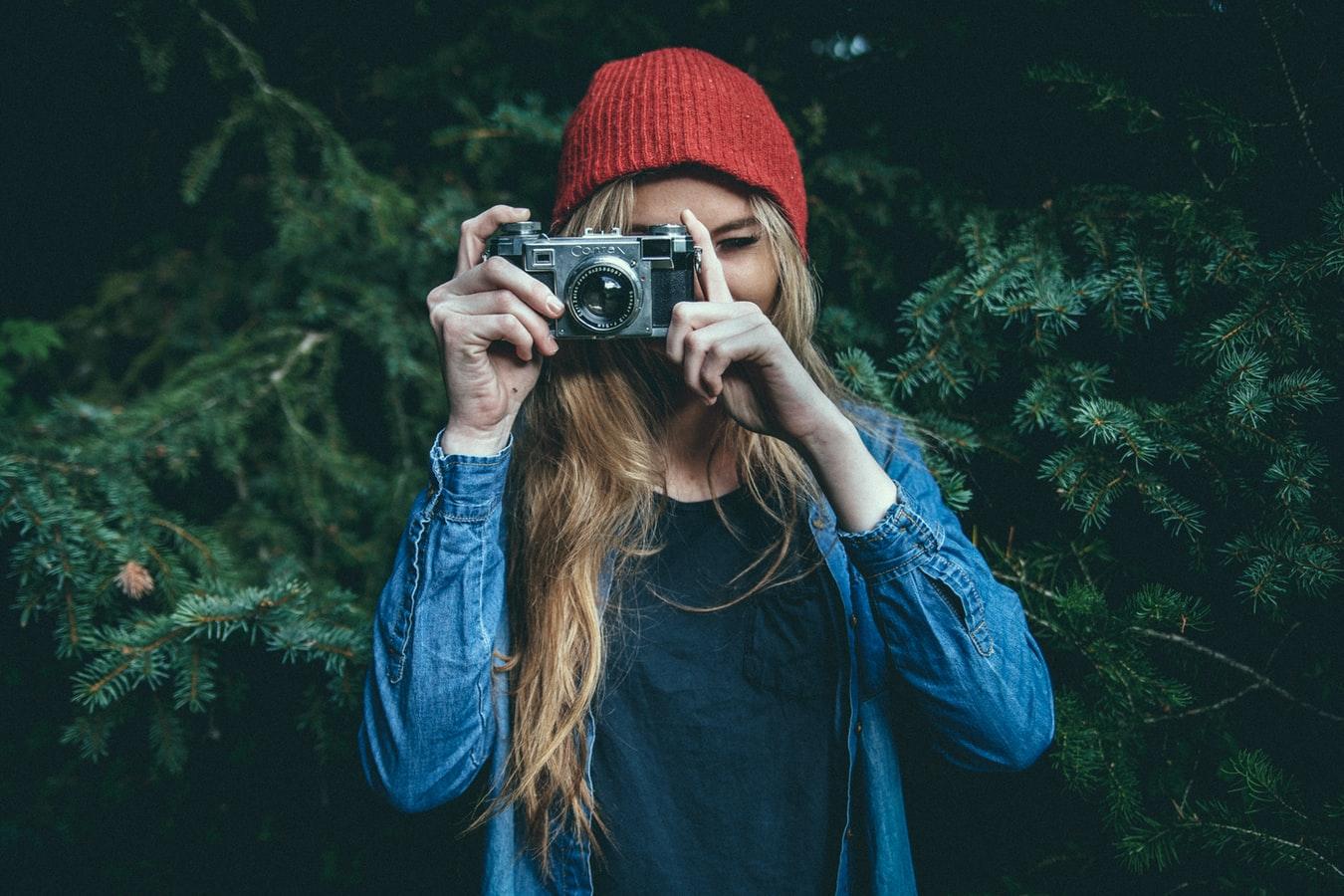 So erstellst du die perfekten Produktfotos für den Verkauf deiner Produkte_Kamera