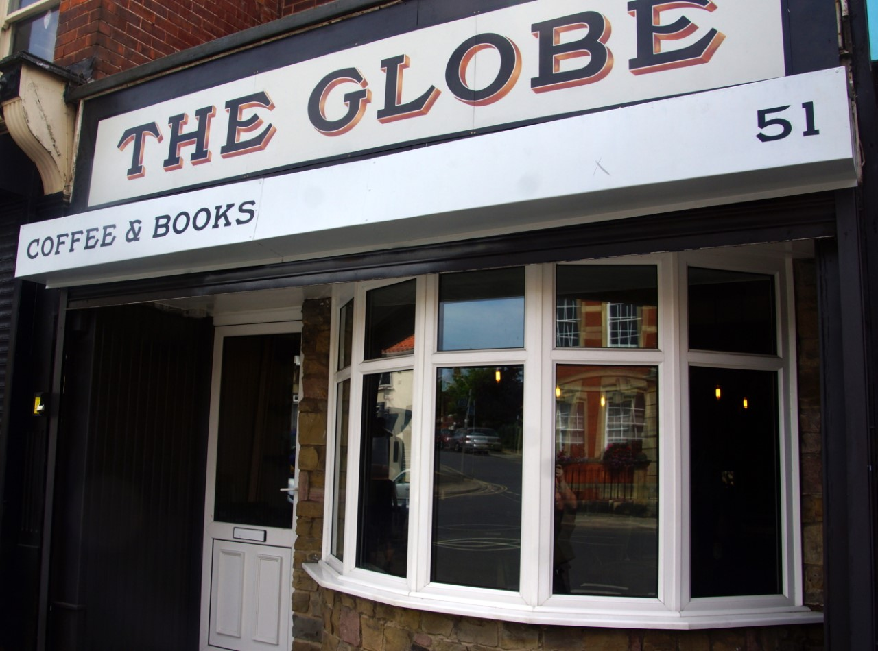 The Globe Coffee Shop, Cleethorpes