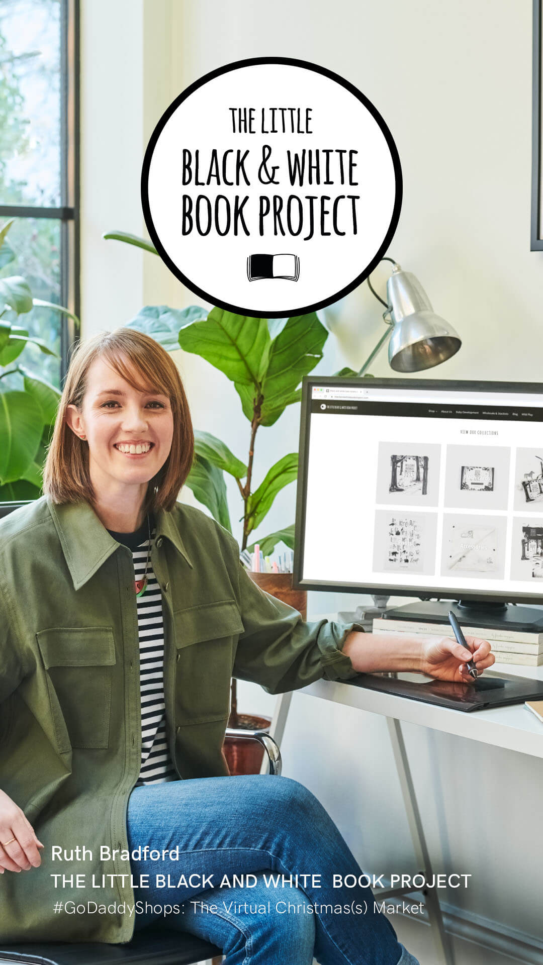 More about The Little Back and White Book Project