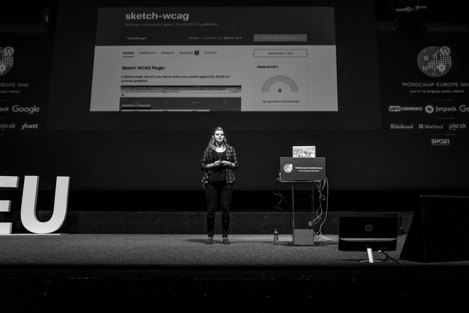 accessible design speaker