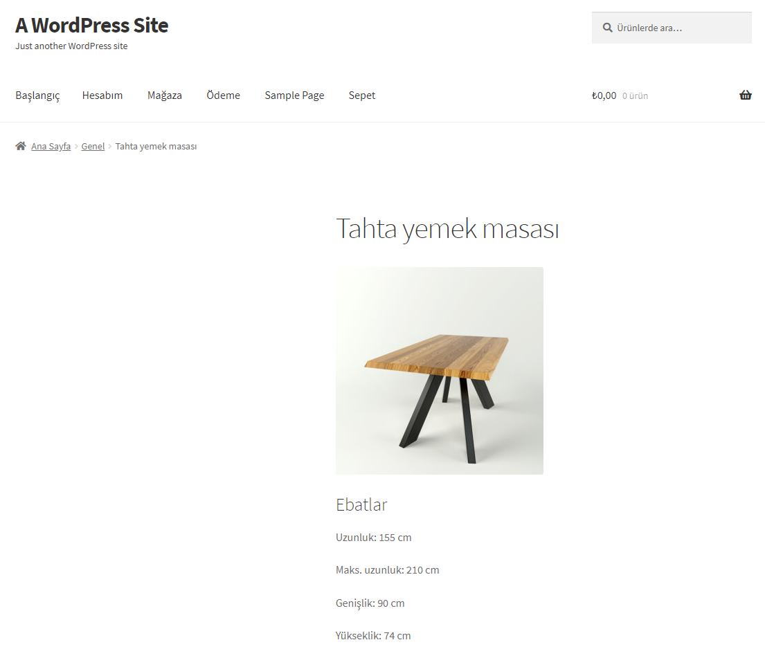 e ticaret sitesi kurmak woocommerce online mağaza