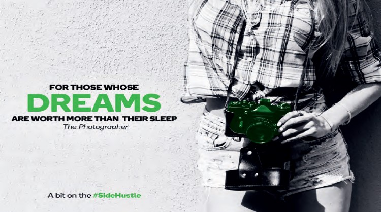 side hustle photography