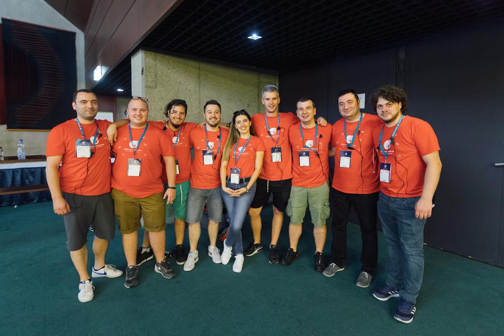 wordcamp organizers 2018